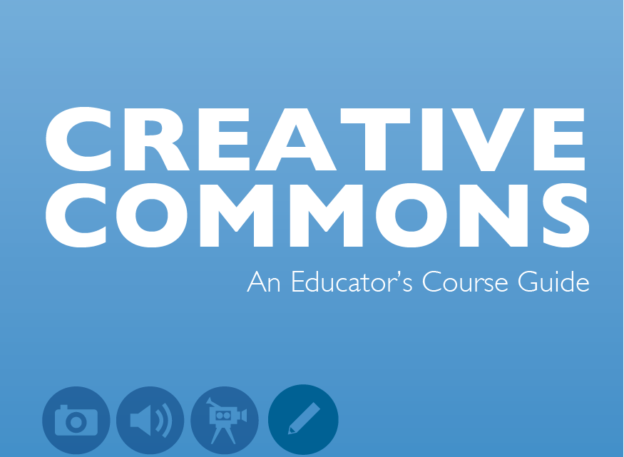 Taking @creativecommons Course: A Pre-Reflection