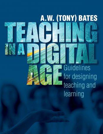 Advice requested on 'Teaching in a Digital Age'